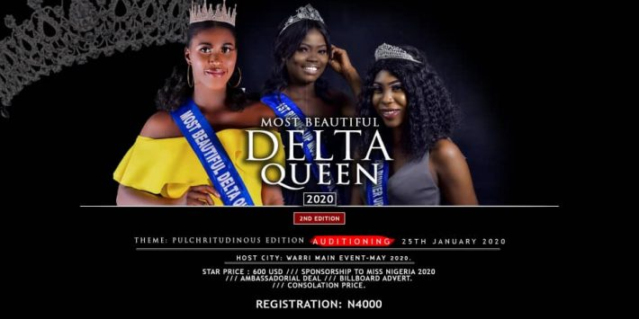 Most Beautiful Delta Queen 2020