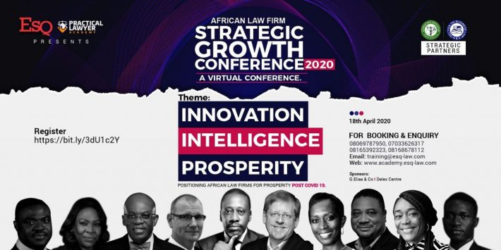 AFRICAN LAW FIRM STRATEGIC GROWTH CONFERENCE
