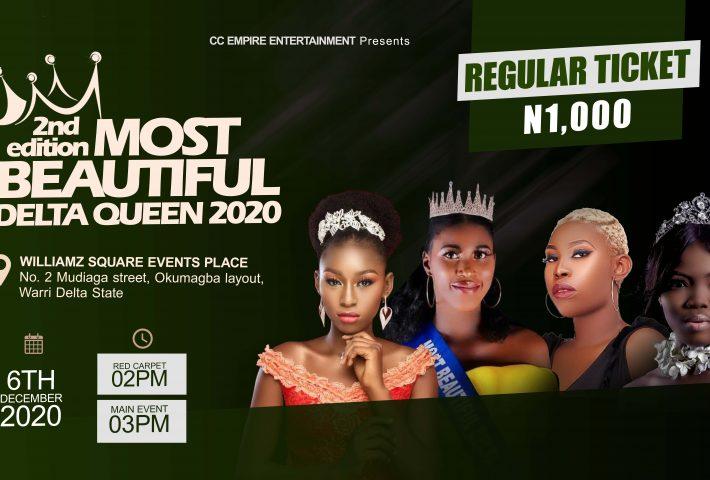 Most Beautiful Delta Queen 2020
