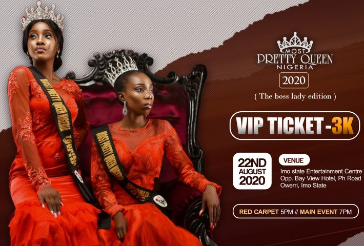 Most Pretty Queen Nigeria 2020