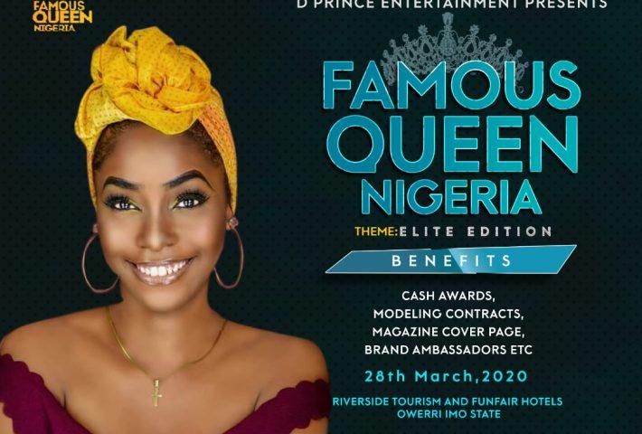 FAMOUS QUEEN NIGERIA 2020