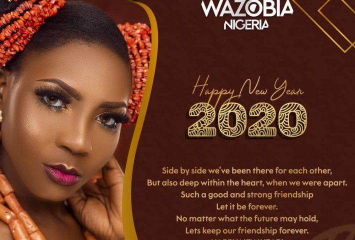 Miss Wazobia Nigeria 2020
