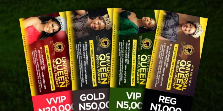Universal Queen Nigeria Pageant